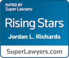Rated by Super Lawyers: Rising Stars. Jordan L. Richards. Superlawyers.com